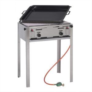 barbecue huren pannetje puur